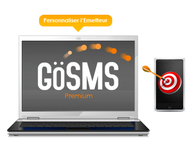GoSMS - Personnalisation SMS